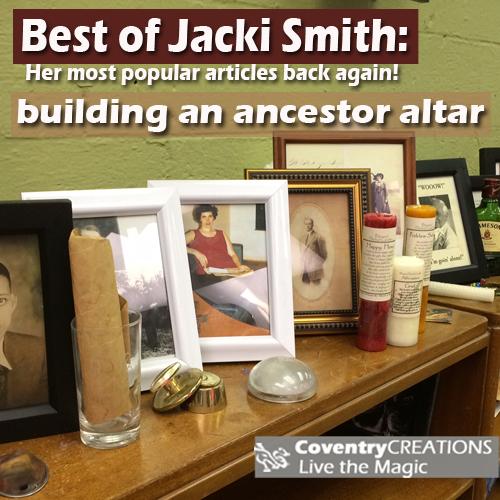 building an ancestor alter