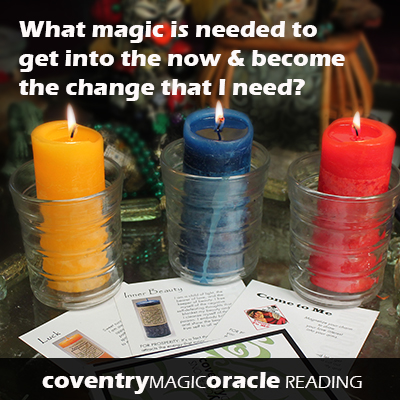 December Coventry Magic Oracle