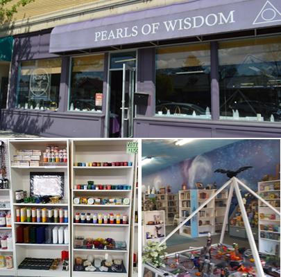 Pearls of Wisdom composite