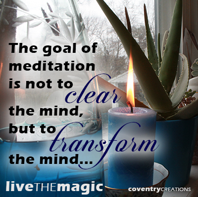 NOV Live the Magic Meditation