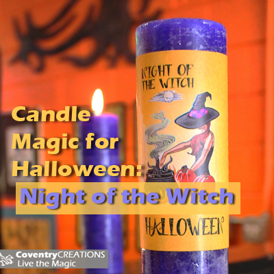 What's the Candle Magic of Halloween?