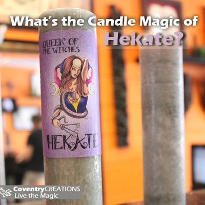 What's the Candle Magic of Hekate?