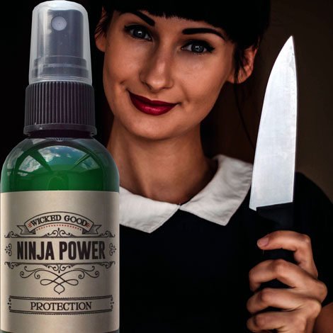 Ninja Power - Protection Wicked Good Room Spray