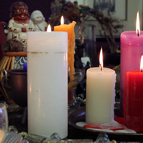 Conjuring with Candle Magic