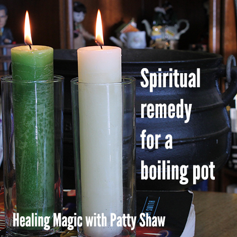 April Healing Magic