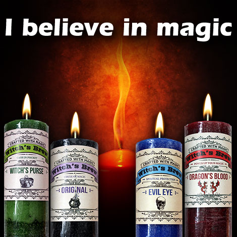 LTM I believe in magic