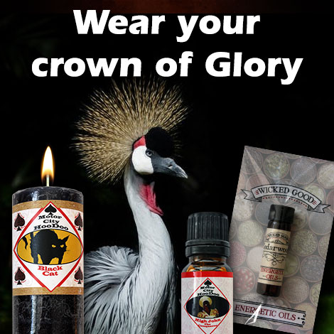 LTM Wear your crown of glory